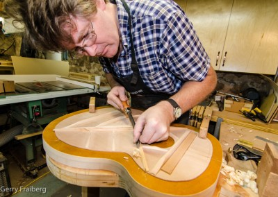 Richard Paxton, Guitar Maker