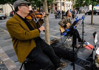 Montreal Street Musicians
